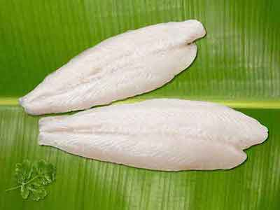 Pangasius - often sold as John Dory in Pattaya.
